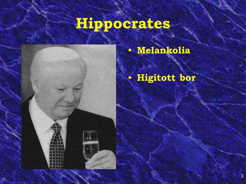 19:00:28 Hippocrates Melankolia Higított bor