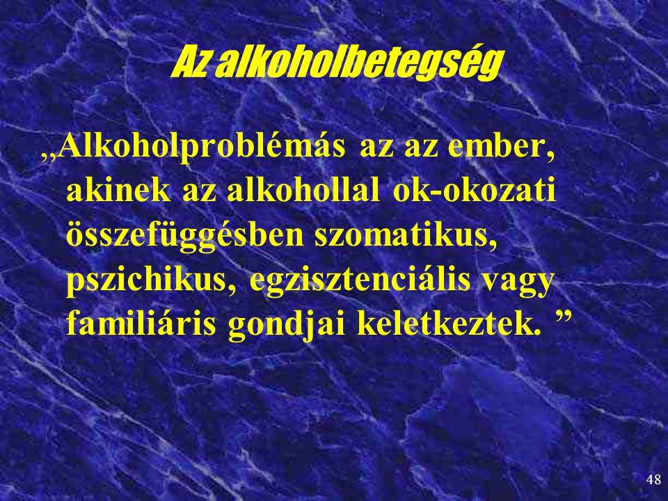 19:00:28 Az alkoholbetegség.