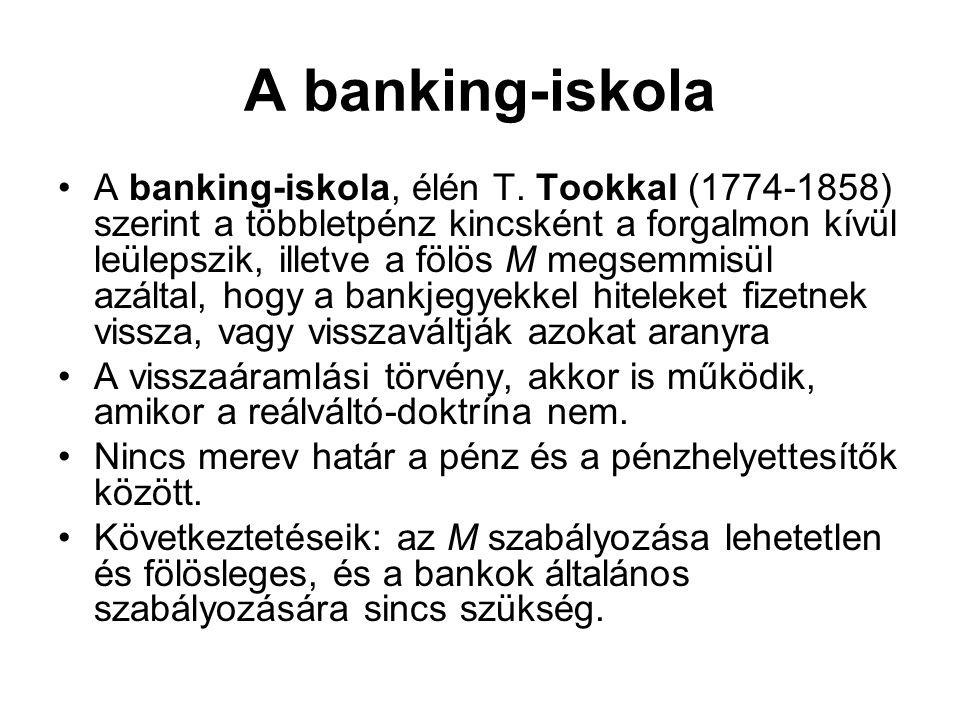 A banking-iskola