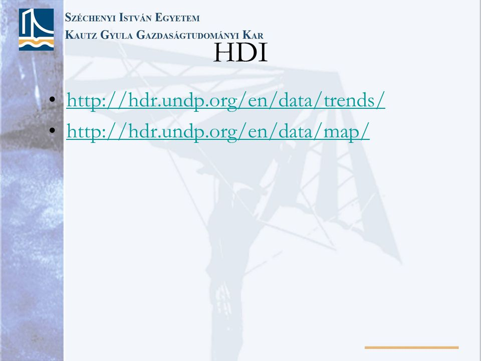 HDI http://hdr.undp.org/en/data/trends/