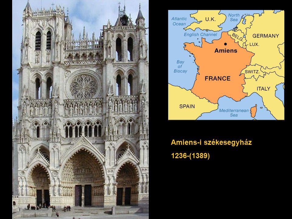 Amiens-i székesegyház
