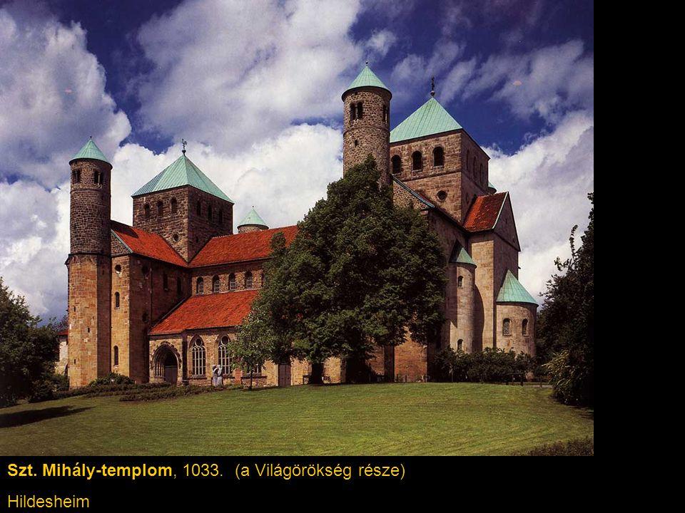 Szt. Mihály-templom, 1033. (a Világörökség része)