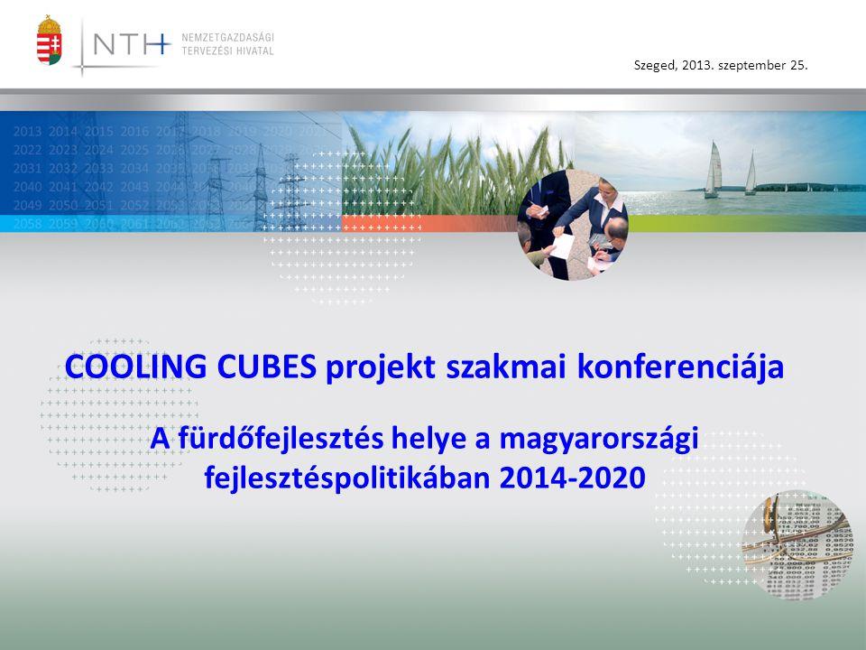 COOLING CUBES projekt szakmai konferenciája