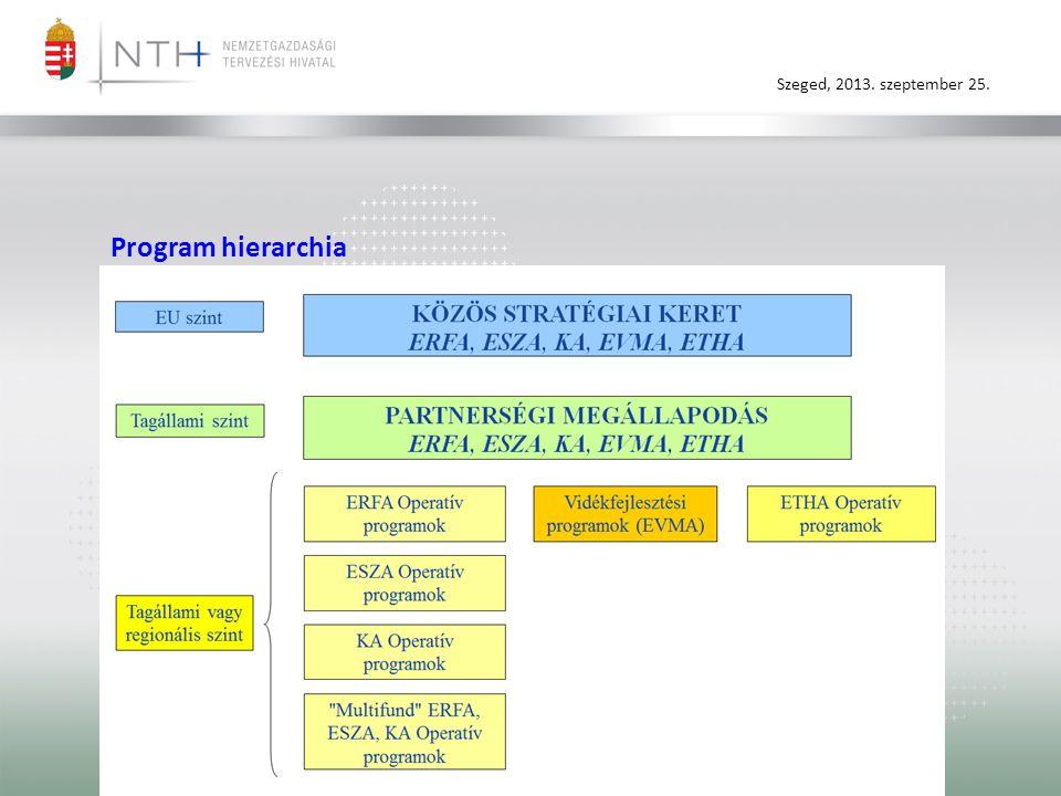 Program hierarchia