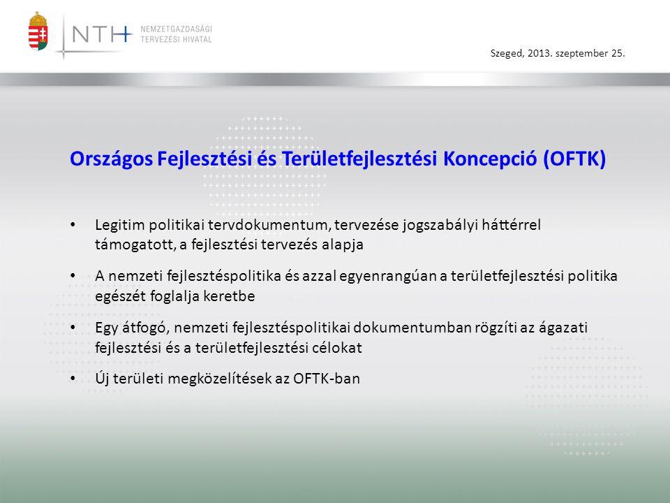 Országos Fejlesztési és Területfejlesztési Koncepció (OFTK)