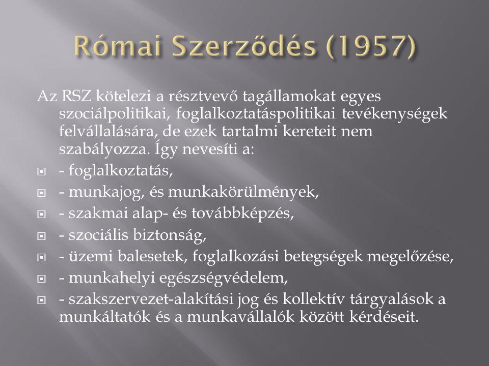 Római Szerződés (1957)