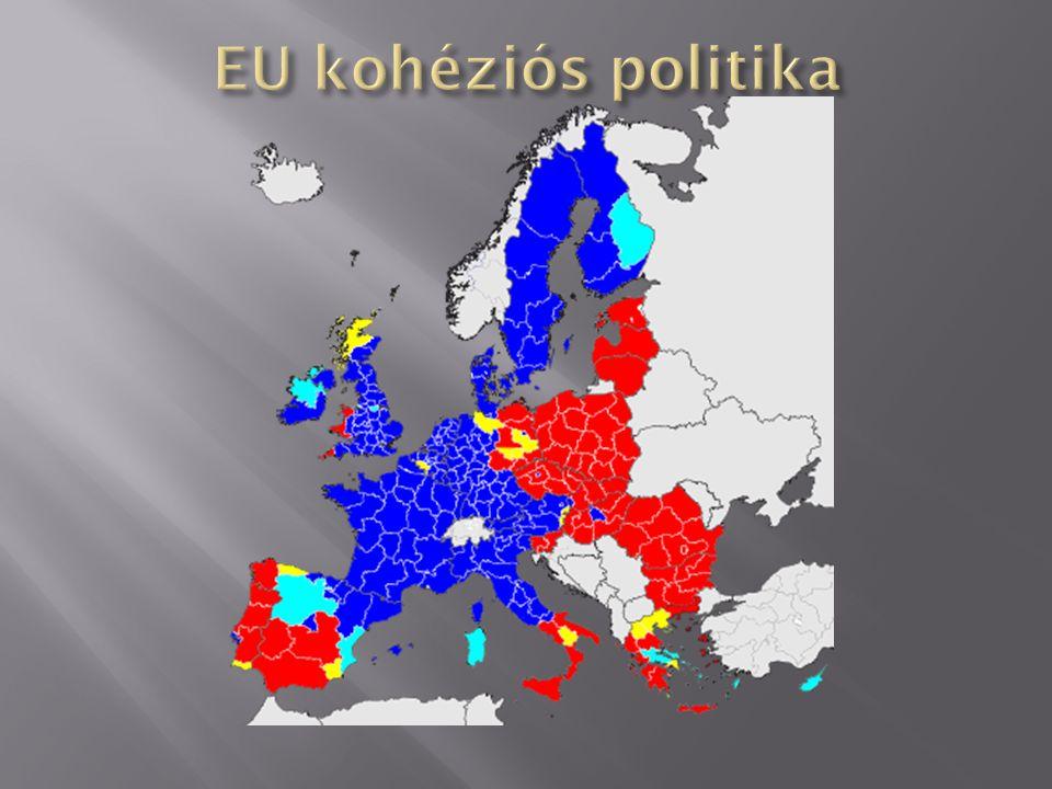 EU kohéziós politika