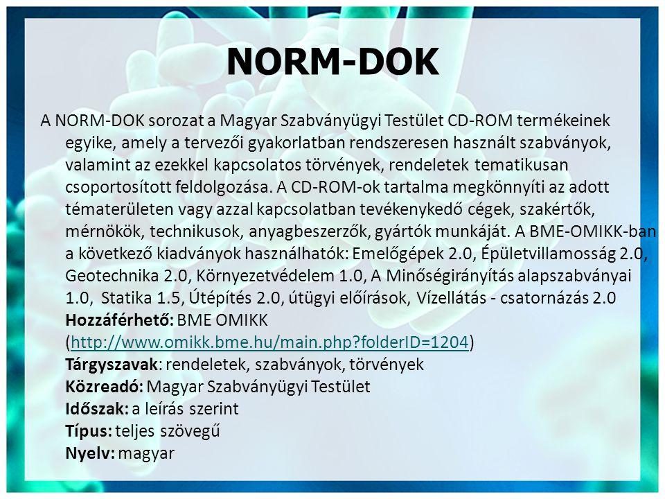 NORM-DOK