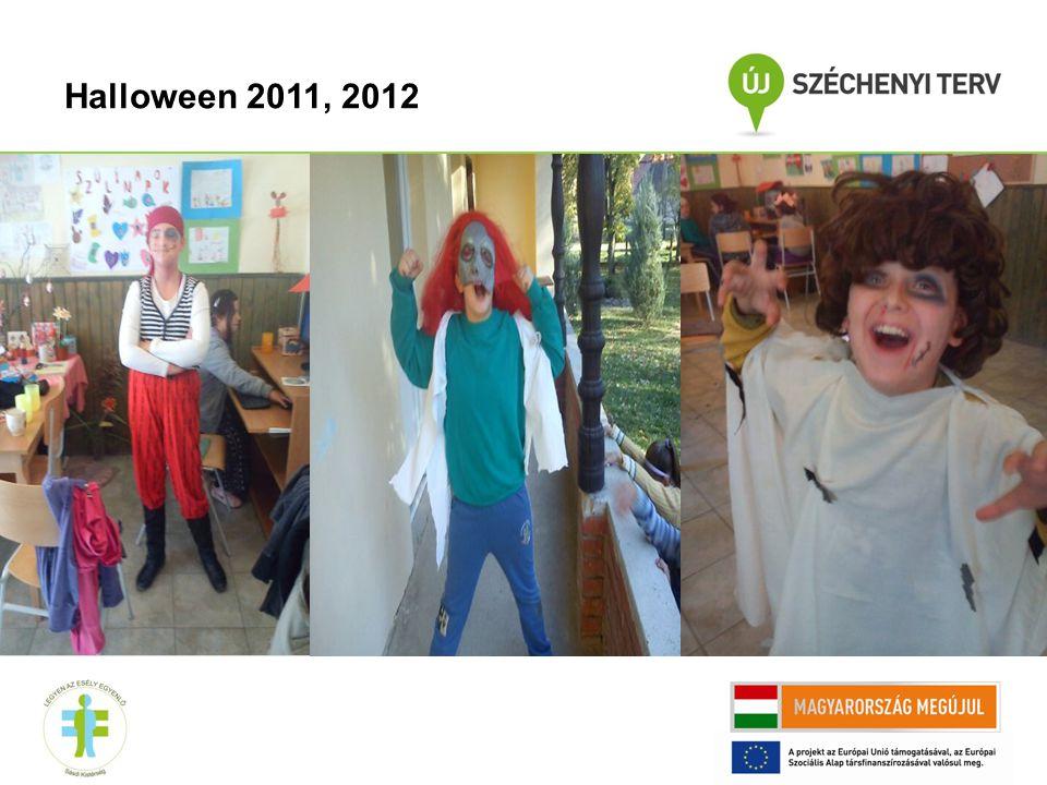 Halloween 2011, 2012