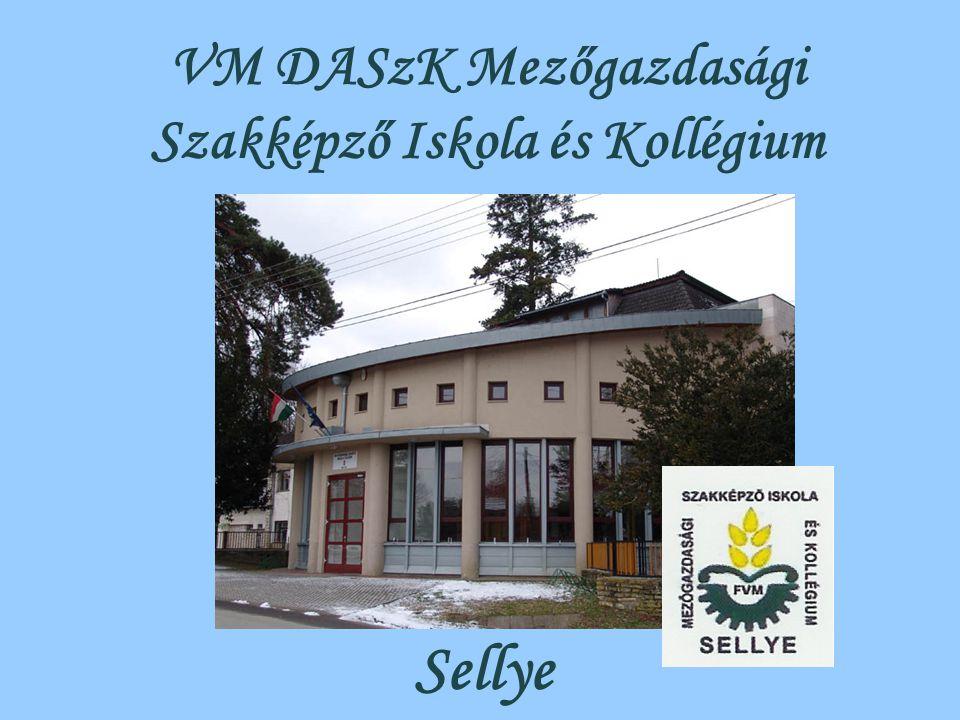 VM DASzK Mezőgazdasági Szakképző Iskola és Kollégium