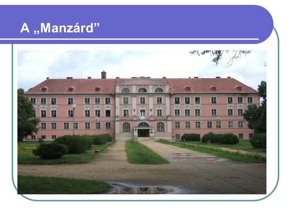 """A """"Manzárd"""