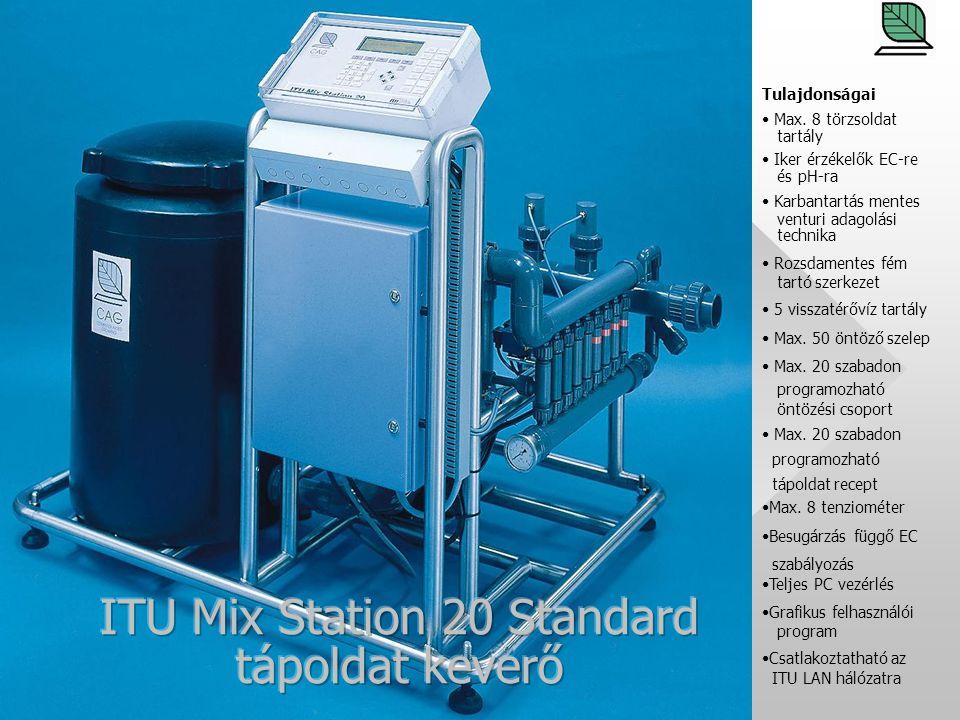 ITU Mix Station 20 Standard tápoldat keverő