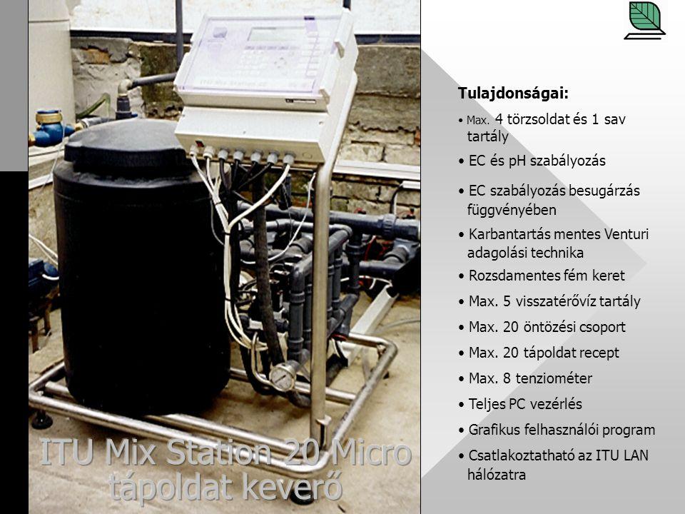 ITU Mix Station 20 Micro tápoldat keverő