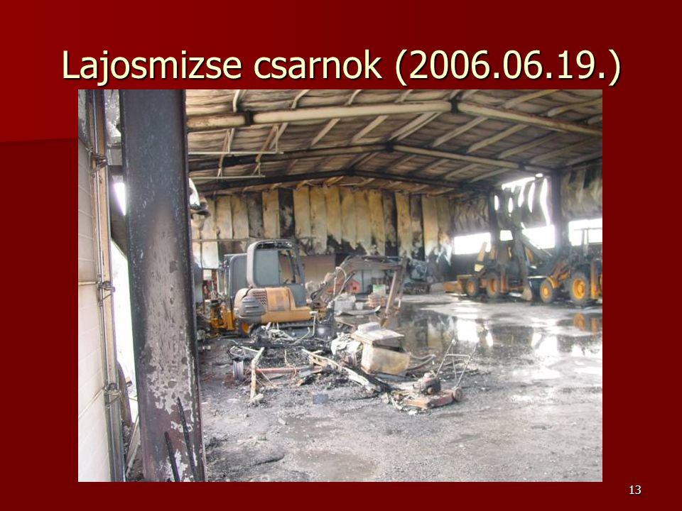 Lajosmizse csarnok (2006.06.19.)