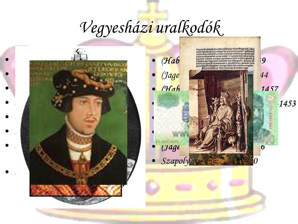 Vegyesházi uralkodók (Cseh) Vencel 1301-1305