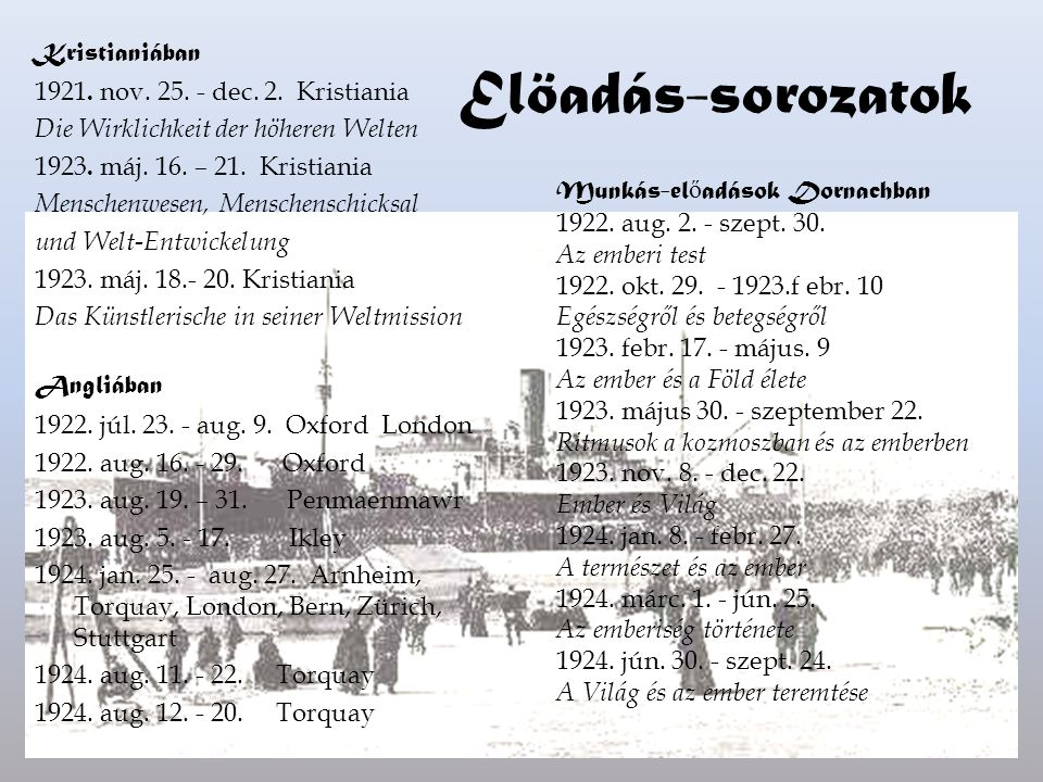 Kristianiában 1921. nov. 25. - dec. 2