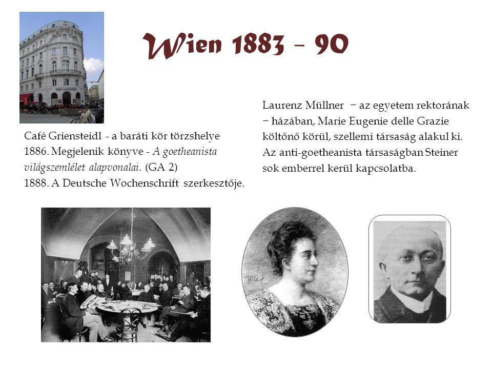 Wien 1883 - 90