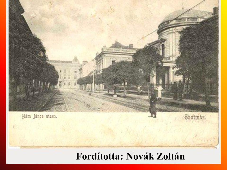 Fordította: Novák Zoltán