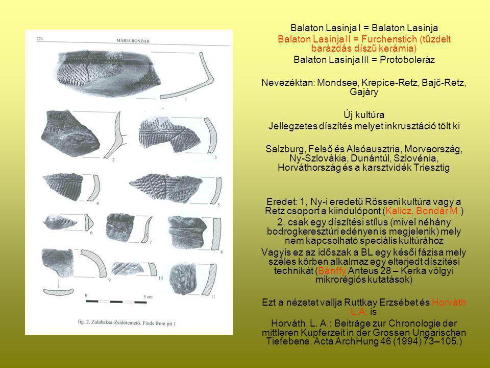 Balaton Lasinja I = Balaton Lasinja