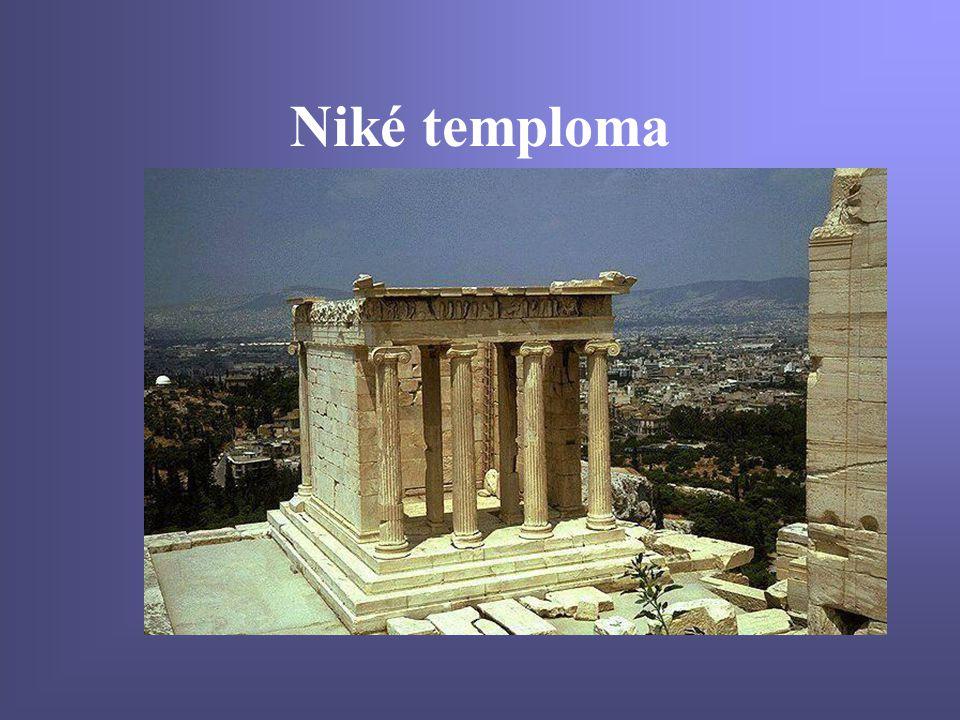 Niké temploma
