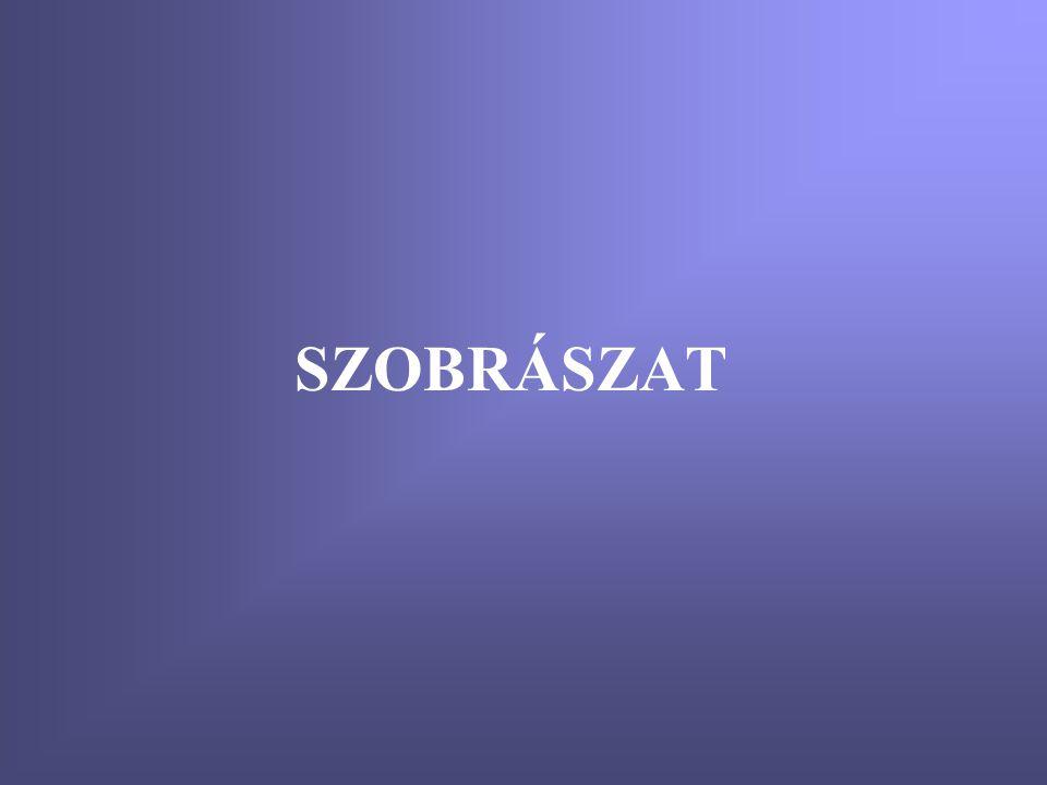 SZOBRÁSZAT