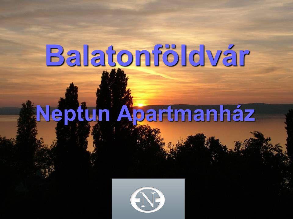 Balatonföldvár Neptun Apartmanház