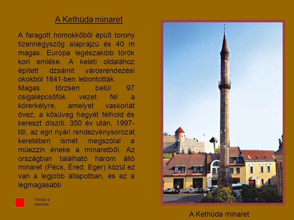 A Kethüda minaret