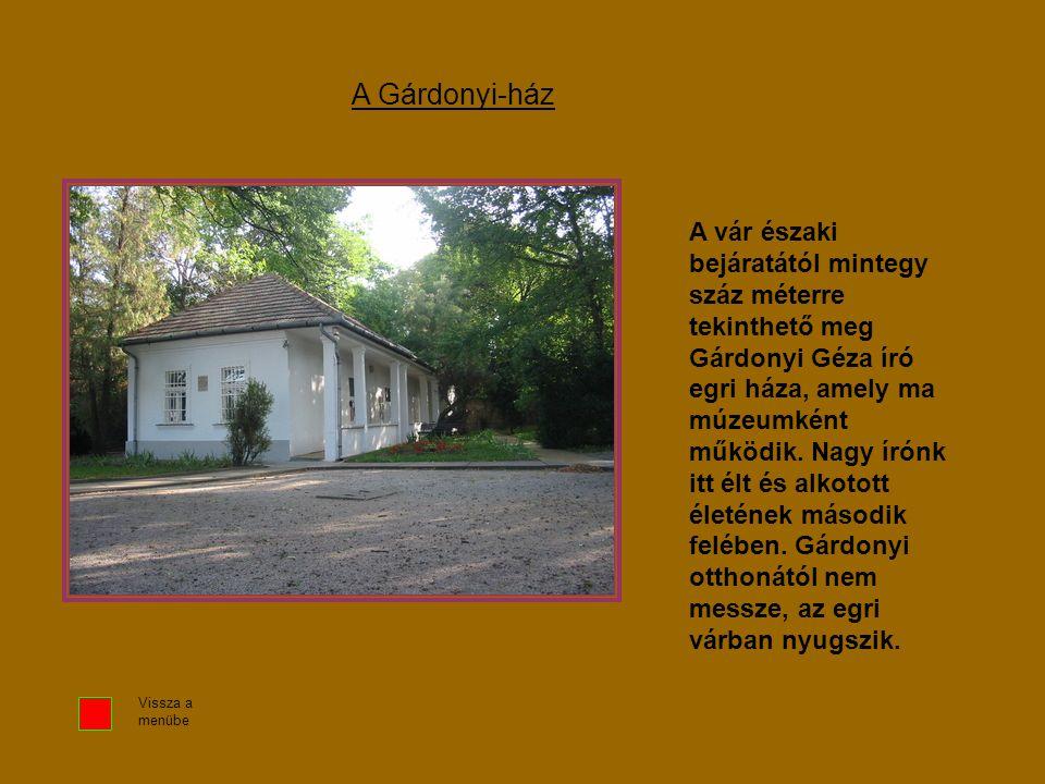 A Gárdonyi-ház