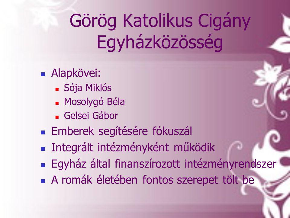 Görög Katolikus Cigány Egyházközösség