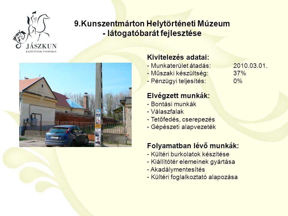 9.Kunszentmárton Helytörténeti Múzeum