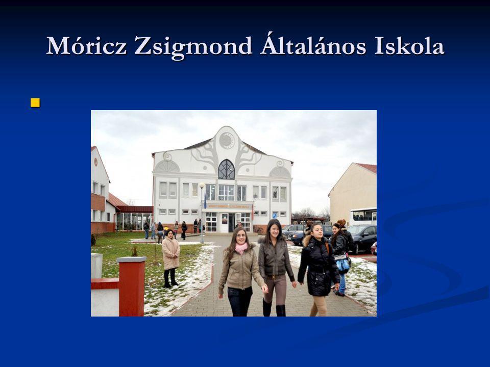 Móricz Zsigmond Általános Iskola
