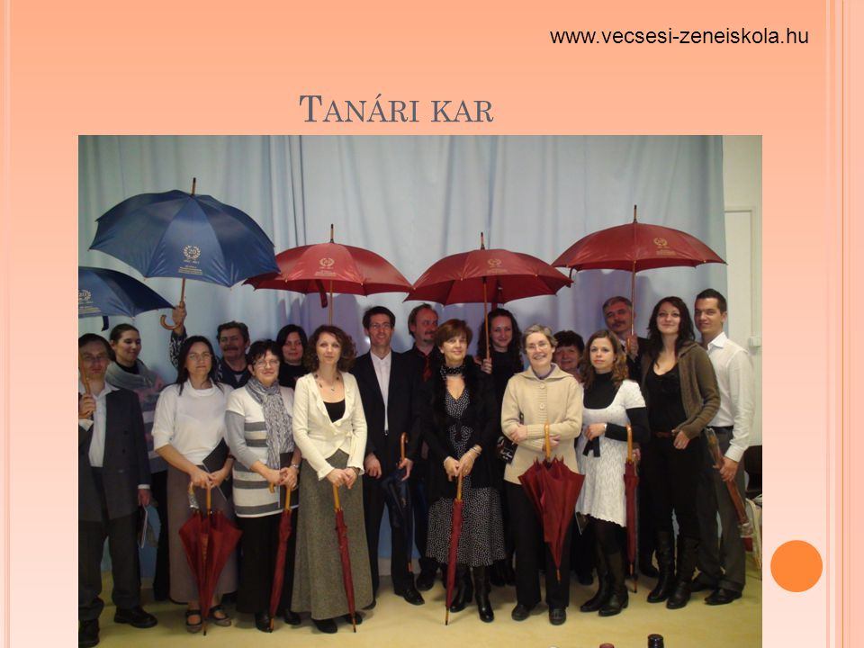 www.vecsesi-zeneiskola.hu Tanári kar