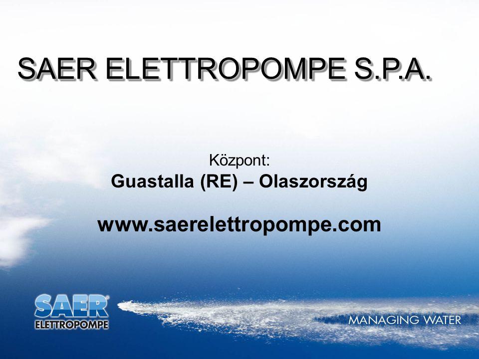 Guastalla (RE) – Olaszország