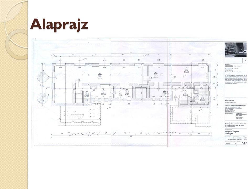 Alaprajz