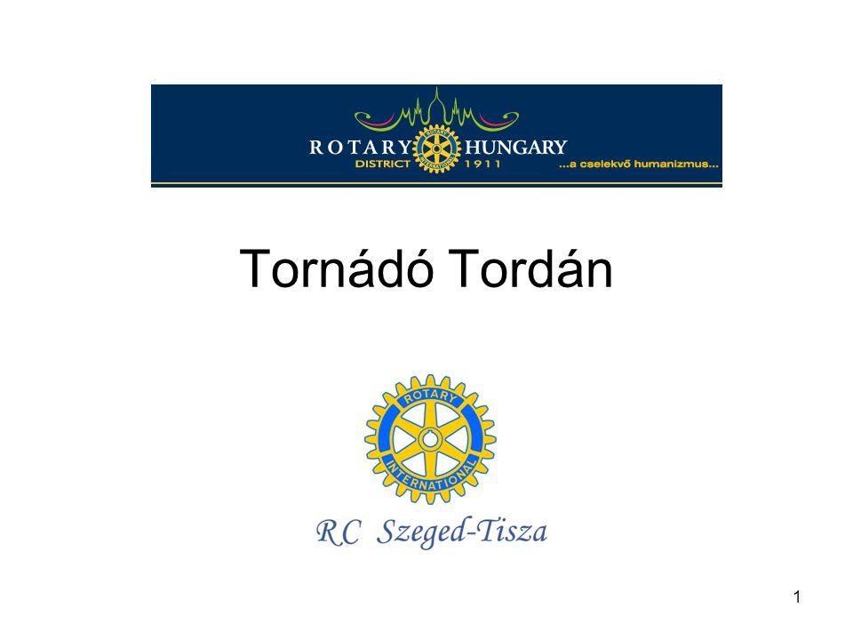 Tornádó Tordán