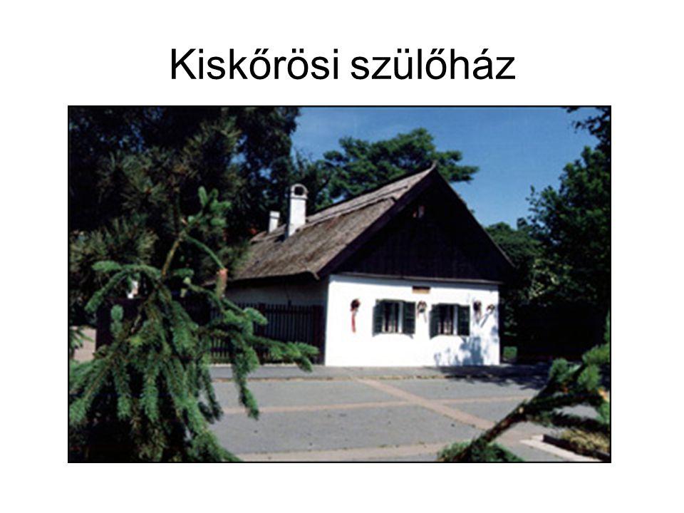 Kiskőrösi szülőház