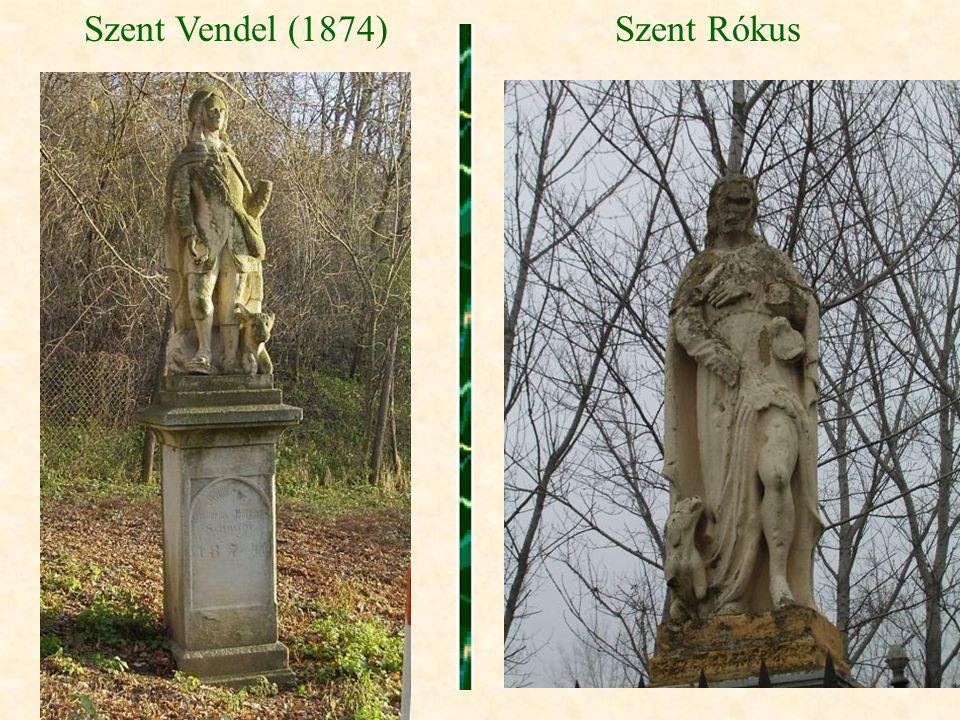 Szent Vendel (1874) Szent Rókus