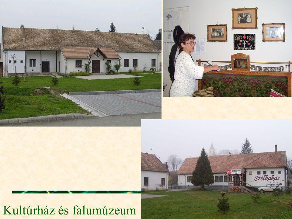 Kultúrház és falumúzeum