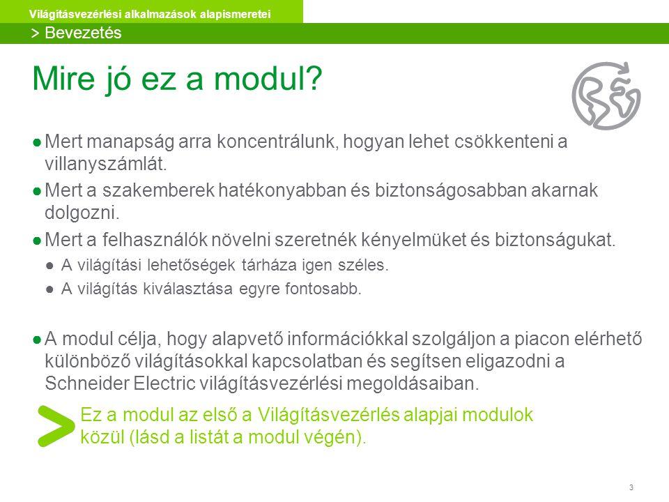 > Bevezetés Mire jó ez a modul Mert manapság arra koncentrálunk, hogyan lehet csökkenteni a villanyszámlát.