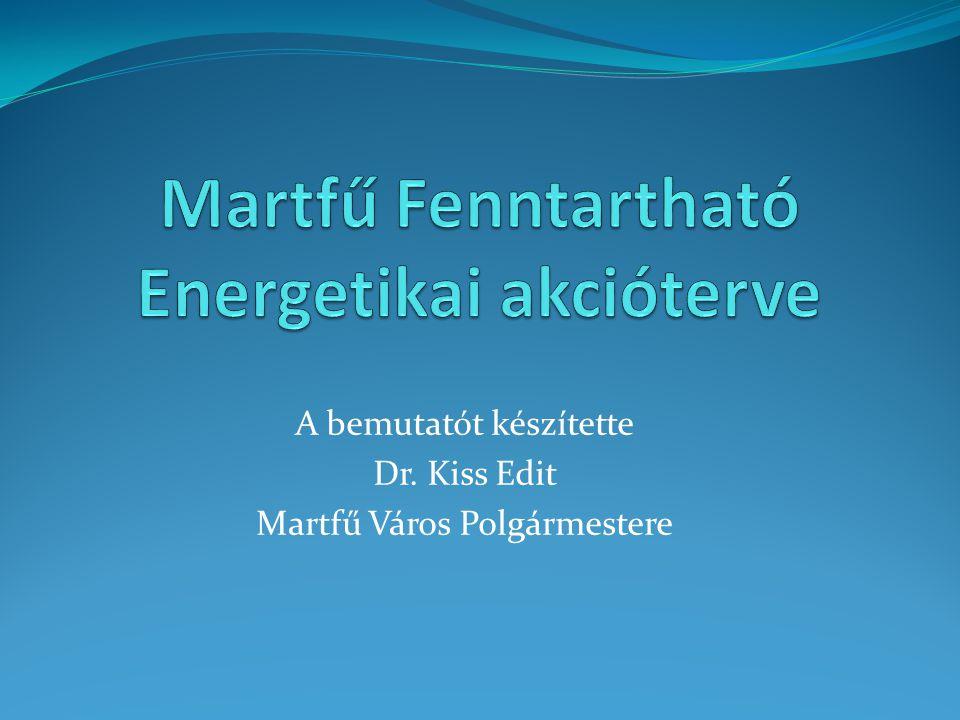 Martfű Fenntartható Energetikai akcióterve