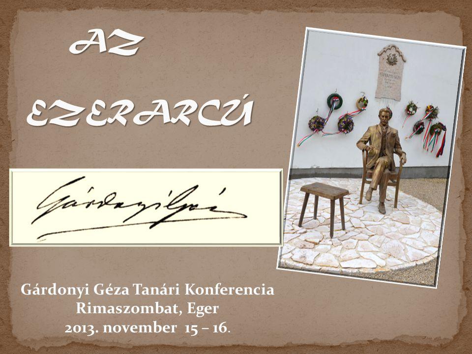 Gárdonyi Géza Tanári Konferencia