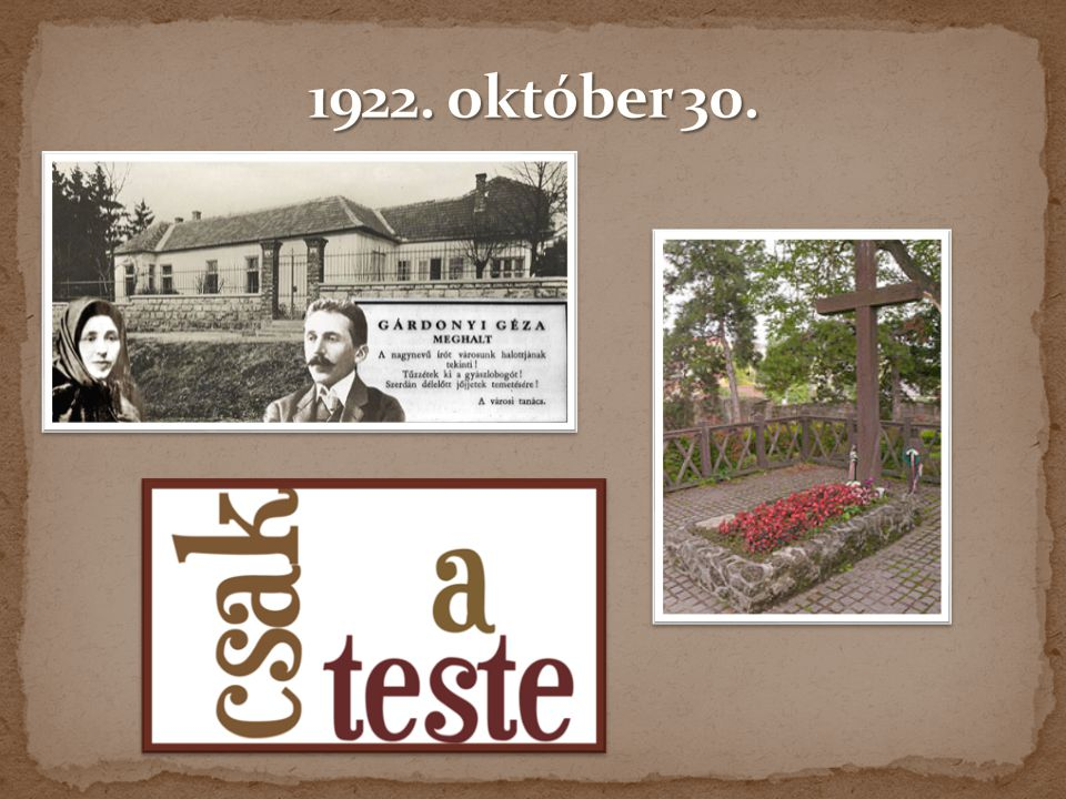 1922. október 30.
