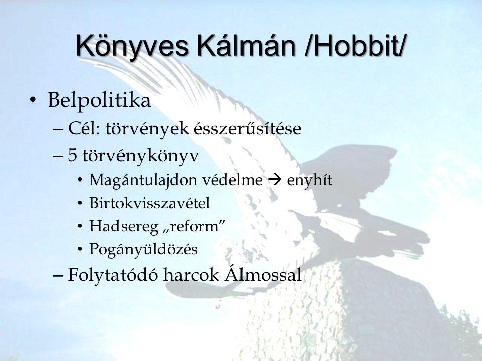 Könyves Kálmán /Hobbit/