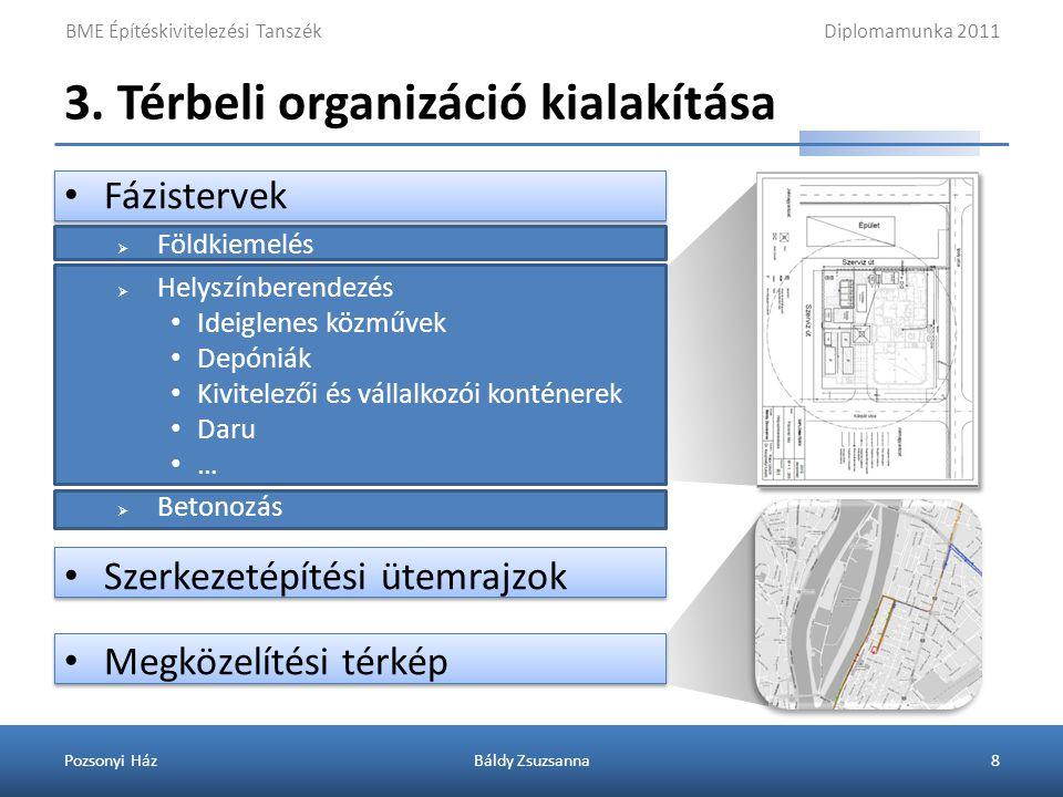4. Zsaluzási tervek 2/1 Zsaluzandó szerkezeti elemek