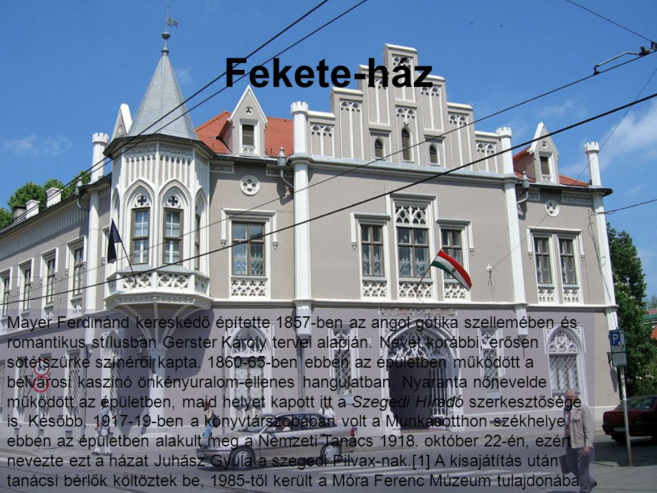 Fekete-ház
