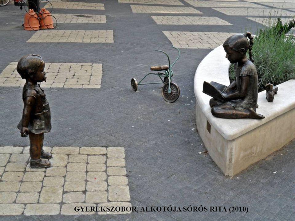 GYEREKSZOBOR, ALKOTÓJA SÖRÖS RITA (2010)