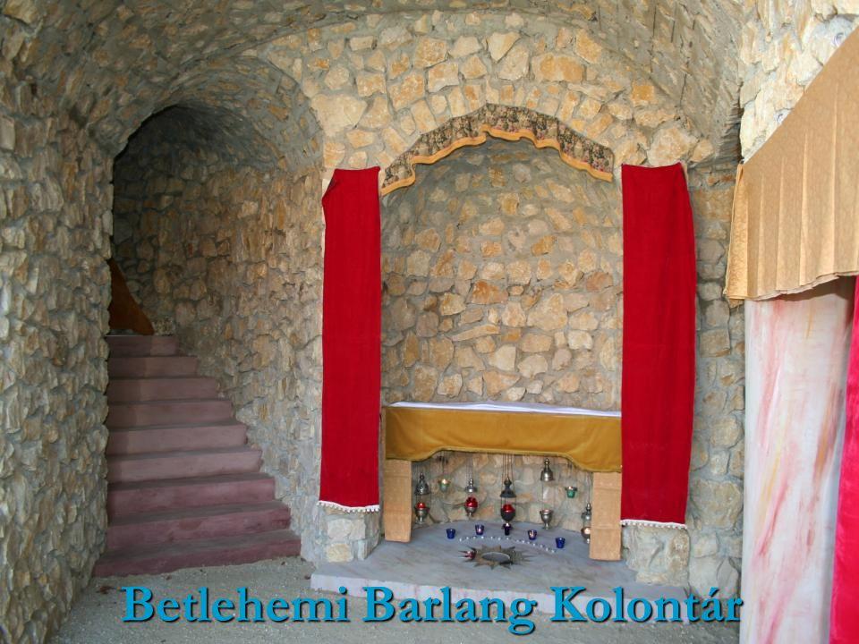 Betlehemi Barlang Kolontár