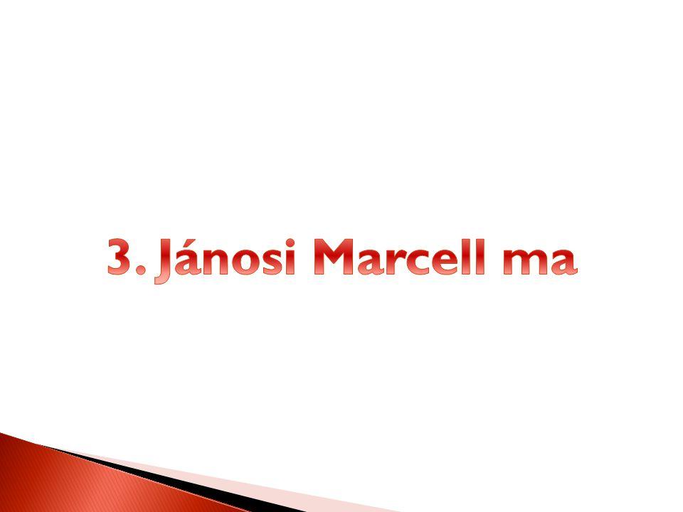 3. Jánosi Marcell ma