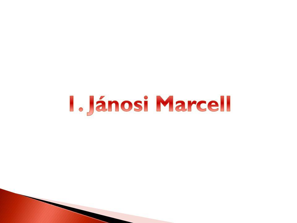 1. Jánosi Marcell