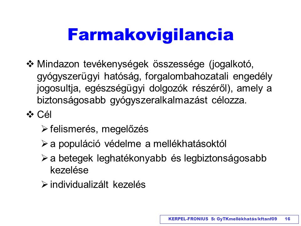 Farmakovigilancia